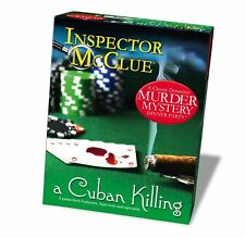 El Inspector McClue Asesinato misterioso-un cubano de matar