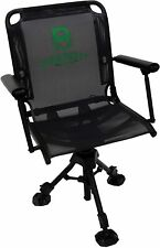 BC106 Barronett 360 Degrees Deluxe Silent Swivel Chair Hunting Stool Hunt Strap