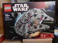 Nuovo lego star wars millennium falcon 10179