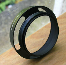 49mm screw in Metal  short  lens hood rangefinder