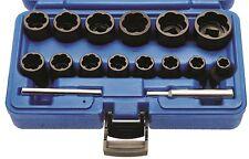 BGS Spezial-steckschlüsseleinsätze 8-27 Mm 12 5 (1/2) 16-tlg.