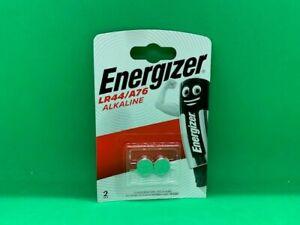 ENERGIZER LR44 1.5V ALKALINE BATTERY A76 AG13 PX76A G13A 357 BATTERIES