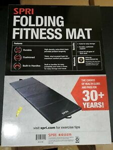 SPRI Folding Fitness Mat