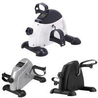 Portable Mini Exercise Bike Leg Arm Machine Cycle Pedal Home Use Trainning Gym