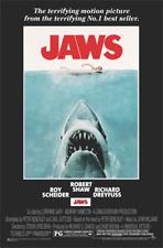 """Jaws Movie Mini Poster 11"""" x 17"""""""