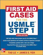 First Aid Cases for the USMLE Step 1 by Tao Le