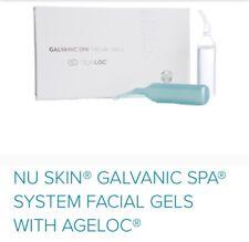 NU Skin ® galvanico SPA ® sistema del Viso Gel con ageLOC