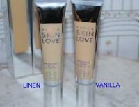 Becca Skin Love Weightless Blur Foundation 1.23oz  1 tube new 👆 LINEN 👆