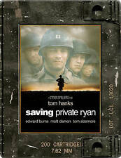BRAND NEW SEALED STEELBOOK -- Saving Private Ryan (Blu-ray Disc, 2014)