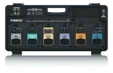 Behringer PB600 Guitar Effects Pedalboard / Stomp Box Floor Board