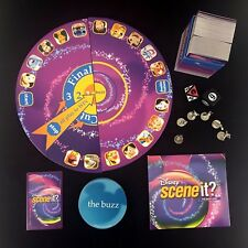 Scene It Disney Deluxe Edition DVD Board Game Replacement Parts Pieces Token