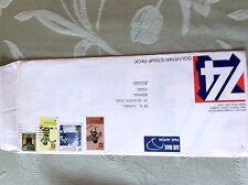 A2d 1974 new zealand stamp pack paraplegic games envelope booklet mint stamps