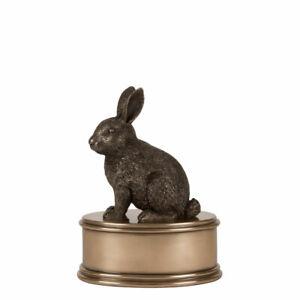 Perfect Memorials Rabbit Figurine Cremation Urn
