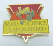 MARS SCIENCE LABORATORY CURIOSITY ROVER TRIANGLE ROUND PIN JPL NASA  NEW