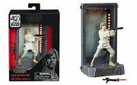 Star Wars New Hope 40th Anniversary Black Titanium Series Die Cast Action Figure