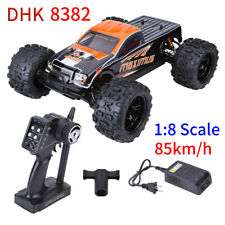 DHK 8382 1:8 Brushless High Speed 85KM/H 4WD Electric RC Monster Truck Model Toy