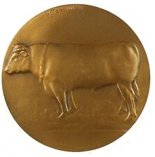 Belgium farming agriculture bull CATTLE AWARD