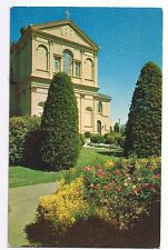 THE HOLY LAND OF AMERICA FRANCISAN MONASTERY CHURCH WASHINGTON DC - POSTCARD