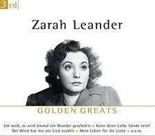 Zarah Leander Golden greats [3 CD]