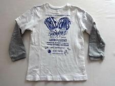 "T shirt "" GAP "" manches longues Garcon 5 / 6  ANS"