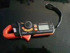 HayesUk Non - Contact Voltage And Flash Light AC Clamp Meter FC-31