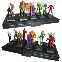 EAGLEMOSS Figura Marvel Collection Metal Lead Figura Mint IN Box Lotto Lot 2