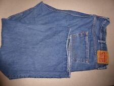 Levis Mens 501 Jeans Button Fly sz 54x30