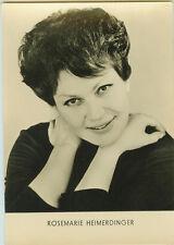 GDR Autograph Rose Marie Home Erdinger