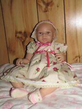 """Ashton Drake """" Lily Rose """" Baby Girl Doll"""