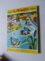 Pitufos Trans ' Rama de 1983 / Adhesivo
