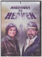 HIGHWAY TO HEAVEN SEASON 4 (DVD,2014) NEW