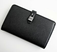 Michael Kors Portemonnaie Geldbörse  Adele Slim Bifold Zip Wallet Black neu