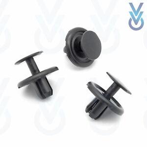 10x VVO® Agrafes de pare-boue aile avant pour certains véhicules Toyota