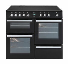 Black Stainless Steel Chrome Home Cookers