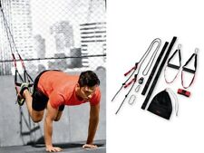 Crivit Resistance Bands With Pulley - Effective Full Body Workout - High Quality