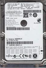 "Disco Duro Fujitsu 160GB 2.5"" 5400RPM Hdd Sata MJA2160BH"