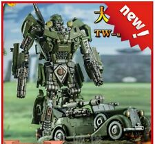 New Transformers toy Toyworld TW TW-FS03G Bumblebee Green Version in stock