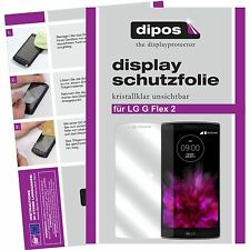2x LG G Flex 2 Film de protection d'écran protecteur cristal clair