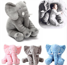 Childrens Soft Toy New Born Baby Bed Pillow Kids Room Boy Girl Birthday Gift UK