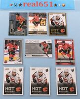 2013 SEAN MONAHAN Rookie Lot x 9 RC | Young Guns Canvas | Score Update Gold +