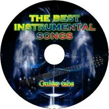 BEST INSTRUMENTAL SONGS GUITAR TAB CD TABLATURE SONG BOOK GREATEST HITS MUSIC