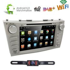 "8"" Android GPS Car Stereo DVD Player Radio for Toyota Camry 2008-2011 WiFi 3G"