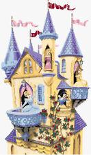 My Princess Castle Counted Cross Stitch Kit Disney/Film/Cartoon