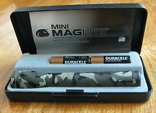Maglite AA MiniMaglite Camo maglight Camouflage mag-lite Camoflauge mag-light