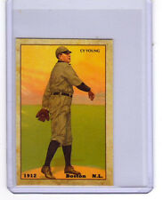 1912 Cy Young, Boston Braves limited edition Centennial reprint