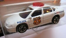 Matchbox Chevrolet Impala Cleveland Police Car with MB 2000 Logo, 1999 On Card