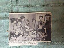 d8-1 ephemera 1965 picture wadebridge girl guides jill wild diane lobb