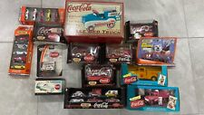 Vintage Coca Cola Matchbox  collectible toys - Unopened