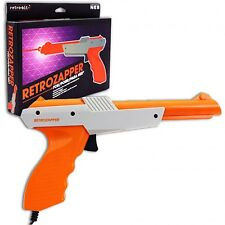 New Retro Zapper Light Gun for Nintendo NES (Retro-Bit)