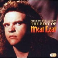 MEAT LOAF Piece Of The Action The Best Of 2CD BRAND NEW Meatloaf Greatest Hits